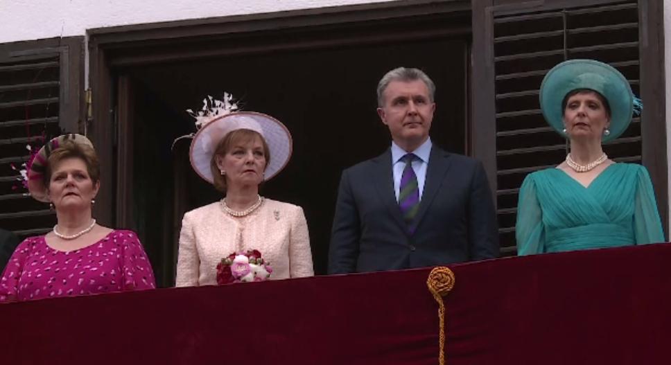 Prima Zi a Regalității fără Regele Mihai. Garden Party la Palatul Elisabeta