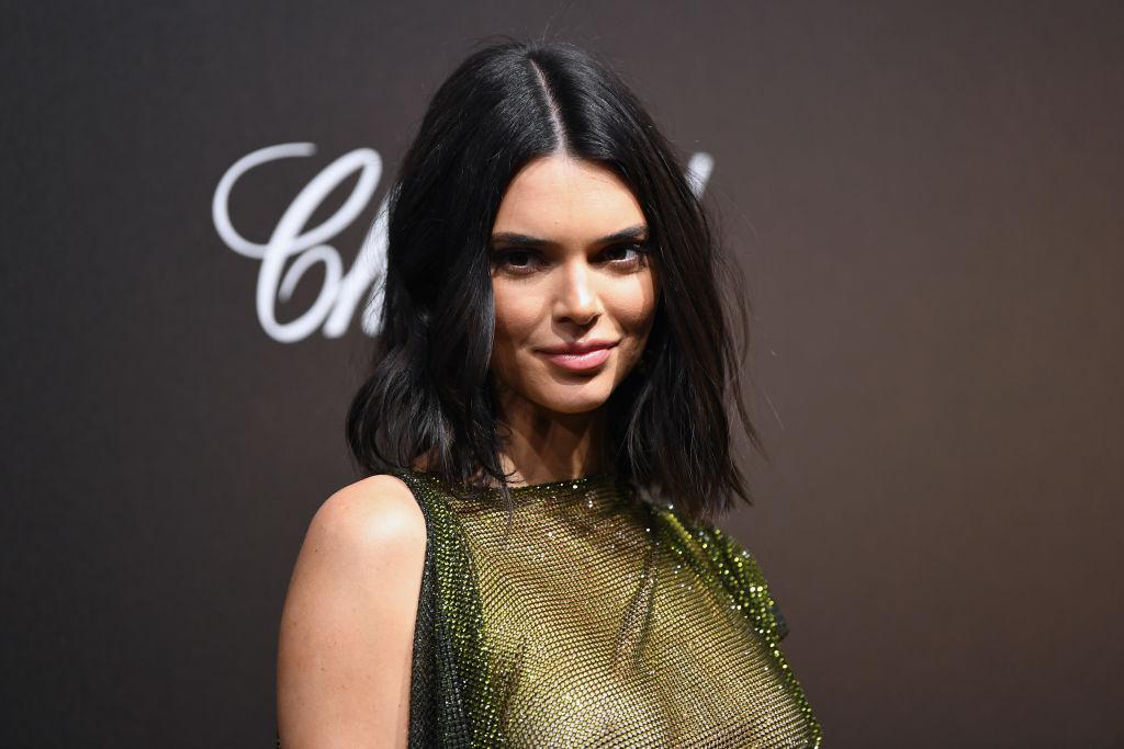 Kendall Jenner, aproape goală la o petrecere de la Cannes. FOTO