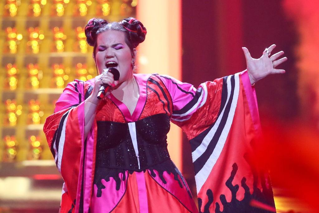 """Israel a câștigat Eurovision 2018. """"Vă mulțumesc că ați ales diferit"""". VIDEO"""