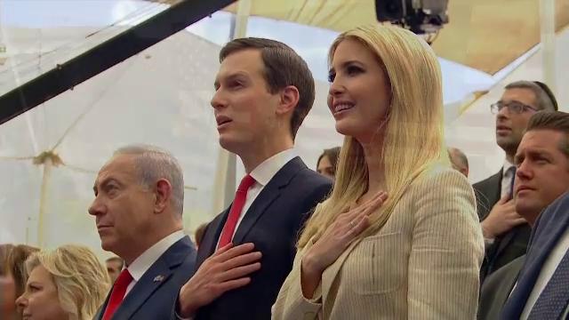 Inaugurarea ambasadei americane la Ierusalim: Ivanka Trump, prezentă la ceremonie