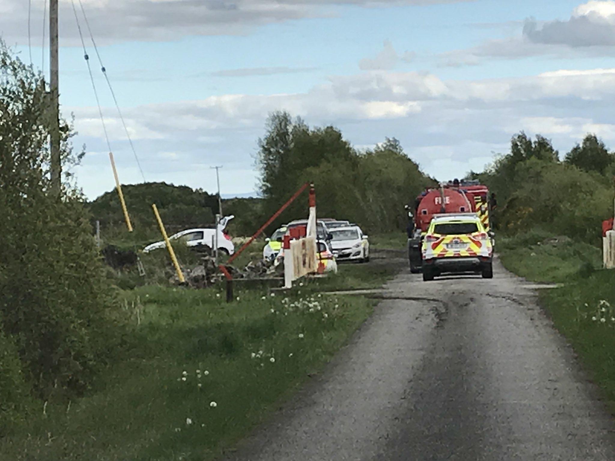 Un copil a murit într-un accident aviatic, după ce tatăl său s-a parașutat din avion