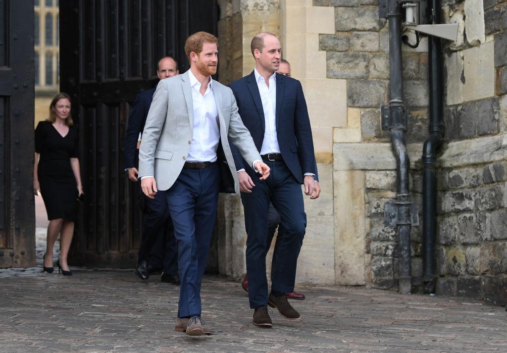 """Prințul William, întristat de retragerea fratelui său. Prima reacție în scandalul """"Megxit"""""""