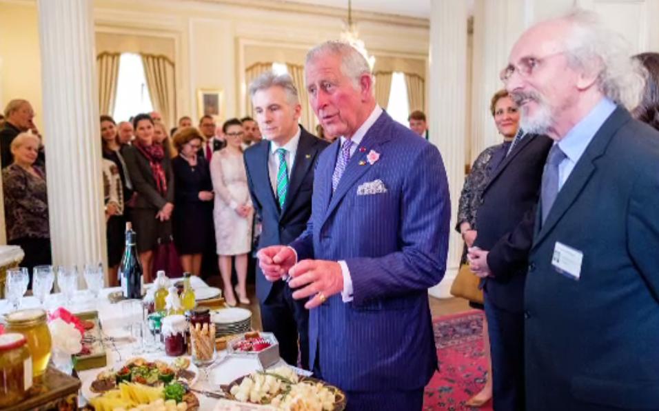 Tablouri cu plantele din Transilvania au ajuns în colecția de artă a Casei Regale Britanice