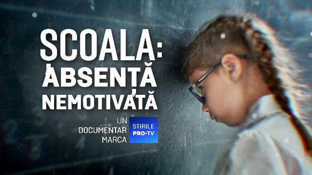 Școala: Absență nemotivată, partea I! Cum a ajuns România corigentă la educaţie
