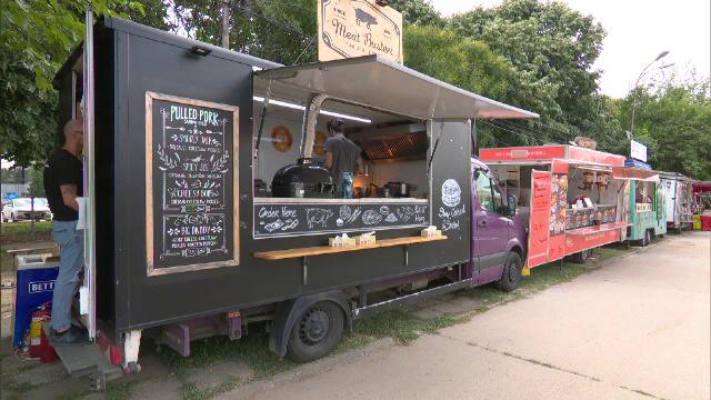 Food-truck, afacerea pentru care corporatiştii români au renunţat la birou