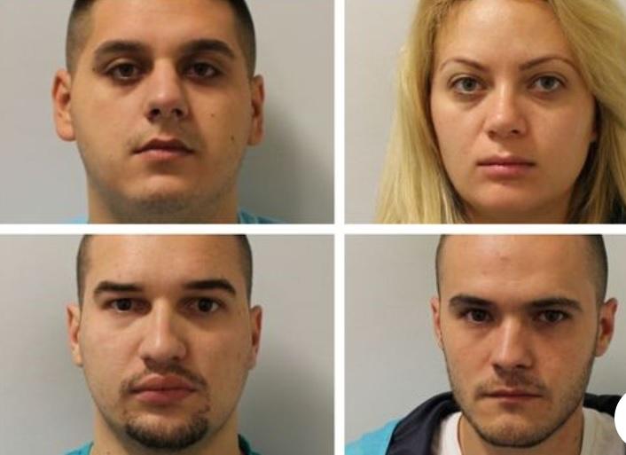 Patru români care conduceau o reţea de bordeluri în Londra, condamnaţi la închisoare. Cum acționau