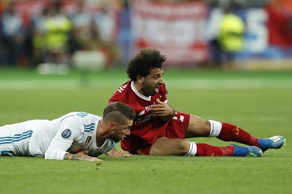 Mesajul lui Sergio Ramos pentru Mohamed Salah, după ce l-a accidentat în finala Ligii Campionilor
