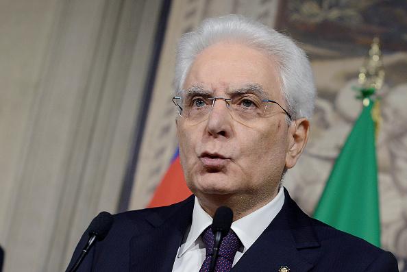 Președintele Italiei, vizat de amenințări cu moartea. Poliția a deschis o anchetă