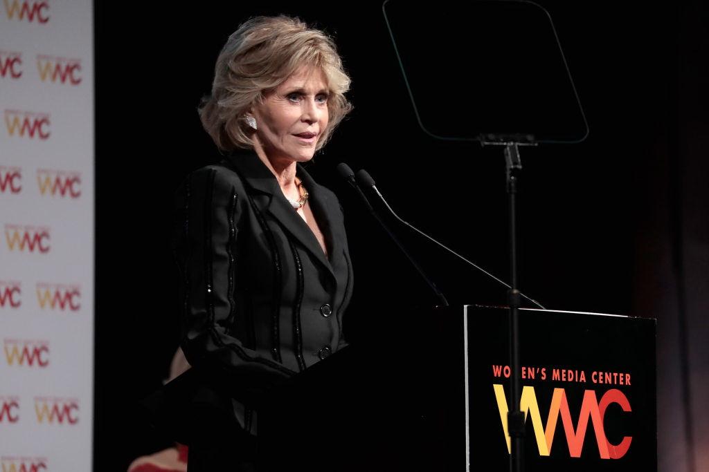 Jane Fonda: Am 80 de ani! Mă tot ciupesc, nu-mi vine să cred