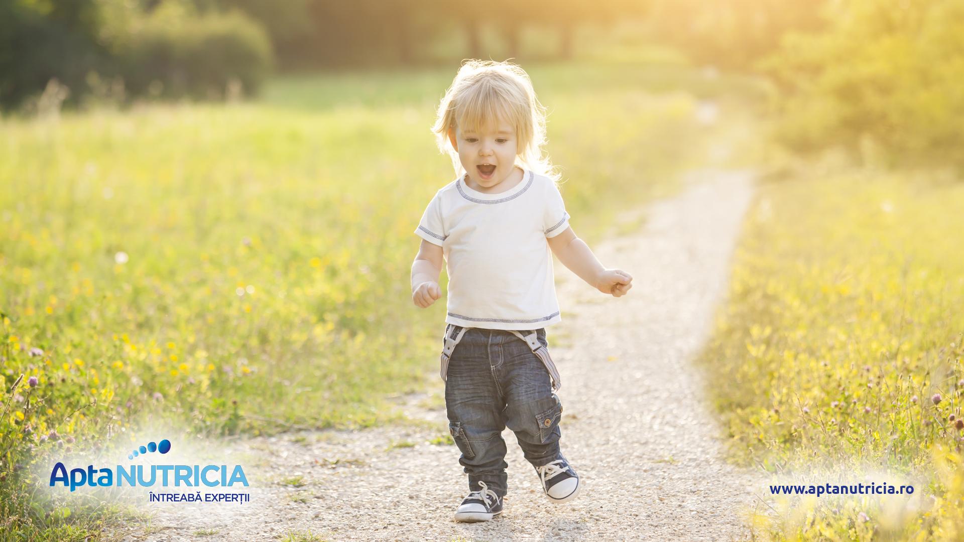 (P) Primii 3 ani de viață sunt esențiali pentru crearea unui sistem imunitar puternic al copilului