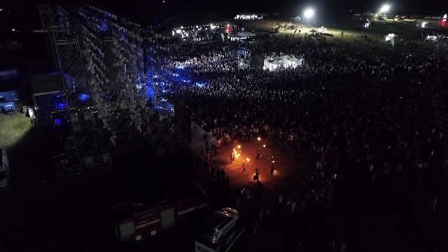 Festivalul Afterhills a început la Iaşi. Ce record mondial se va înregistra