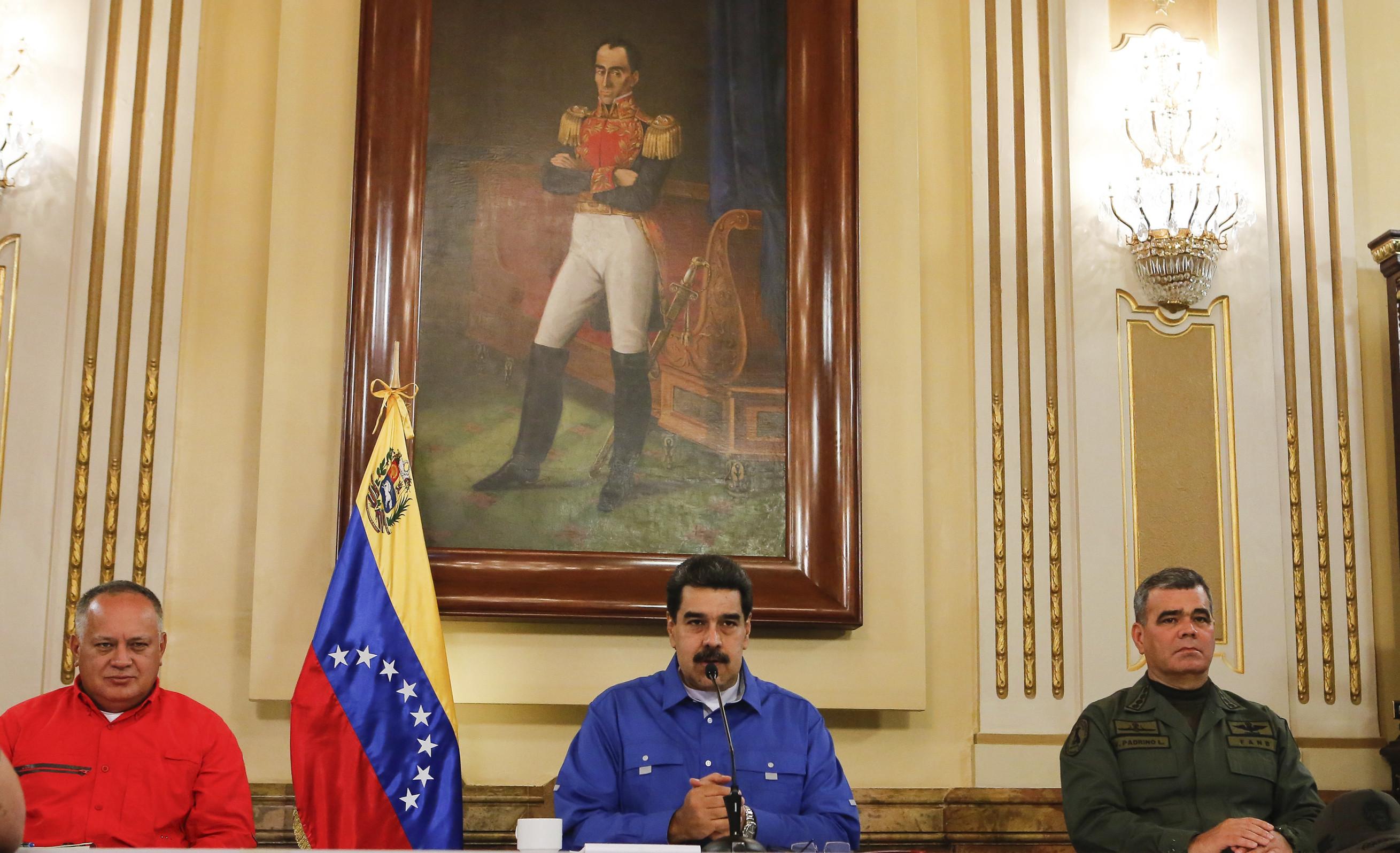 Maduro a promis că îi va pedepsi pe