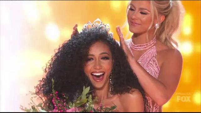 Femeia încoronată Miss SUA 2019. Ce profesie are