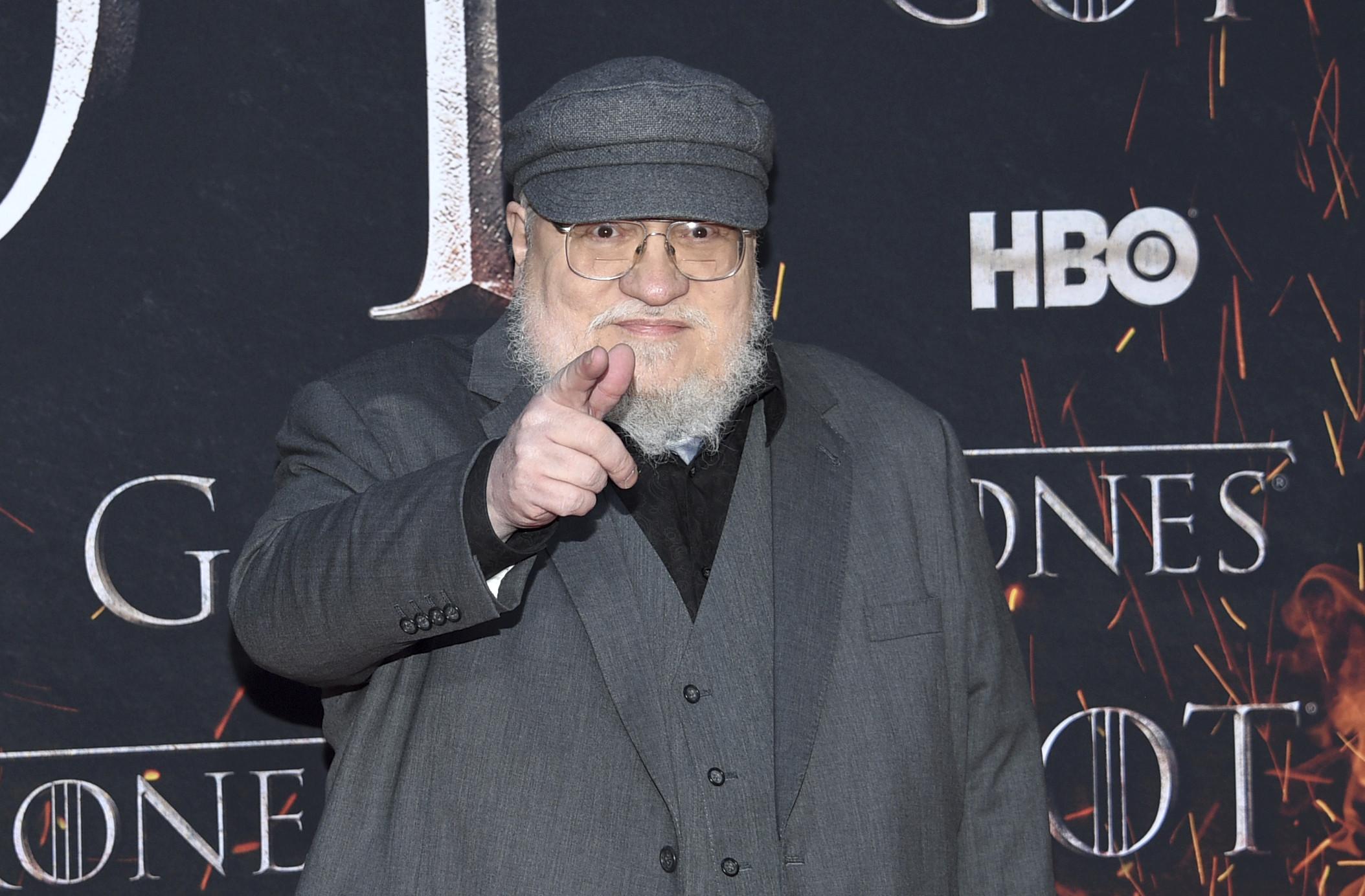 George R.R. Martin, anunț pentru fanii Game of Thrones, privind următoarele romane