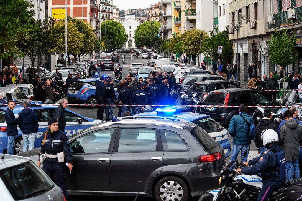 Motivul pentru care fiul unui lider al Camorrei a mers la un protest anti-mafie