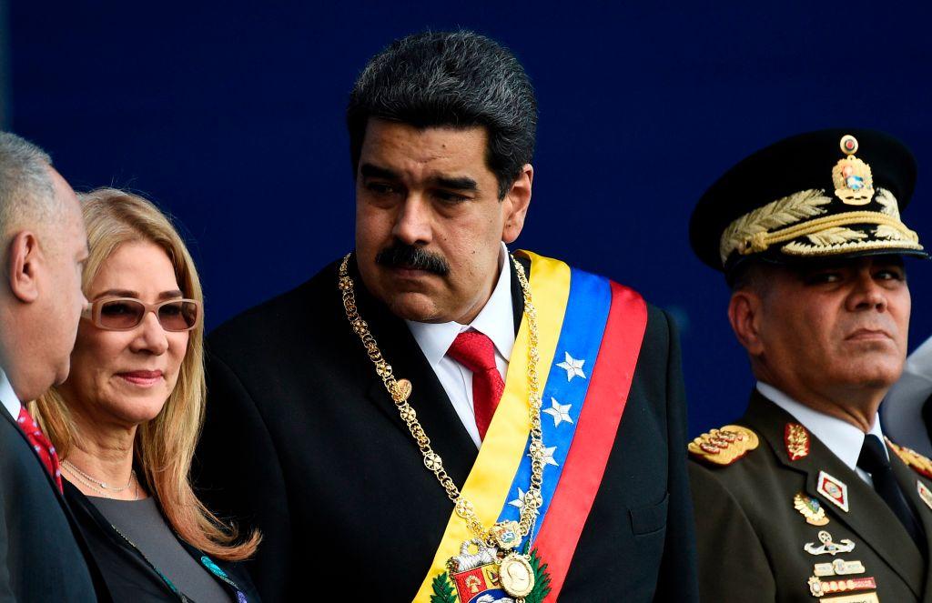 Un general venezuelean face apel la armată să se revolte împotriva lui Maduro