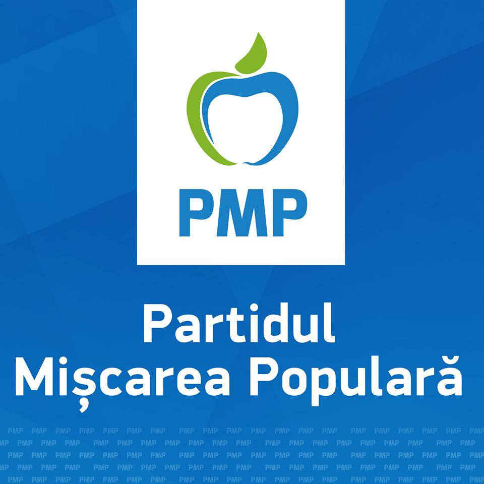 Lista candidaților PMP la alegerile europarlamentare din 26 mai 2019