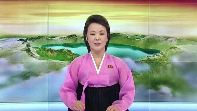 Anunțul făcut de televiziunea nord-coreeană după incidentul dintre Phenian și Washington