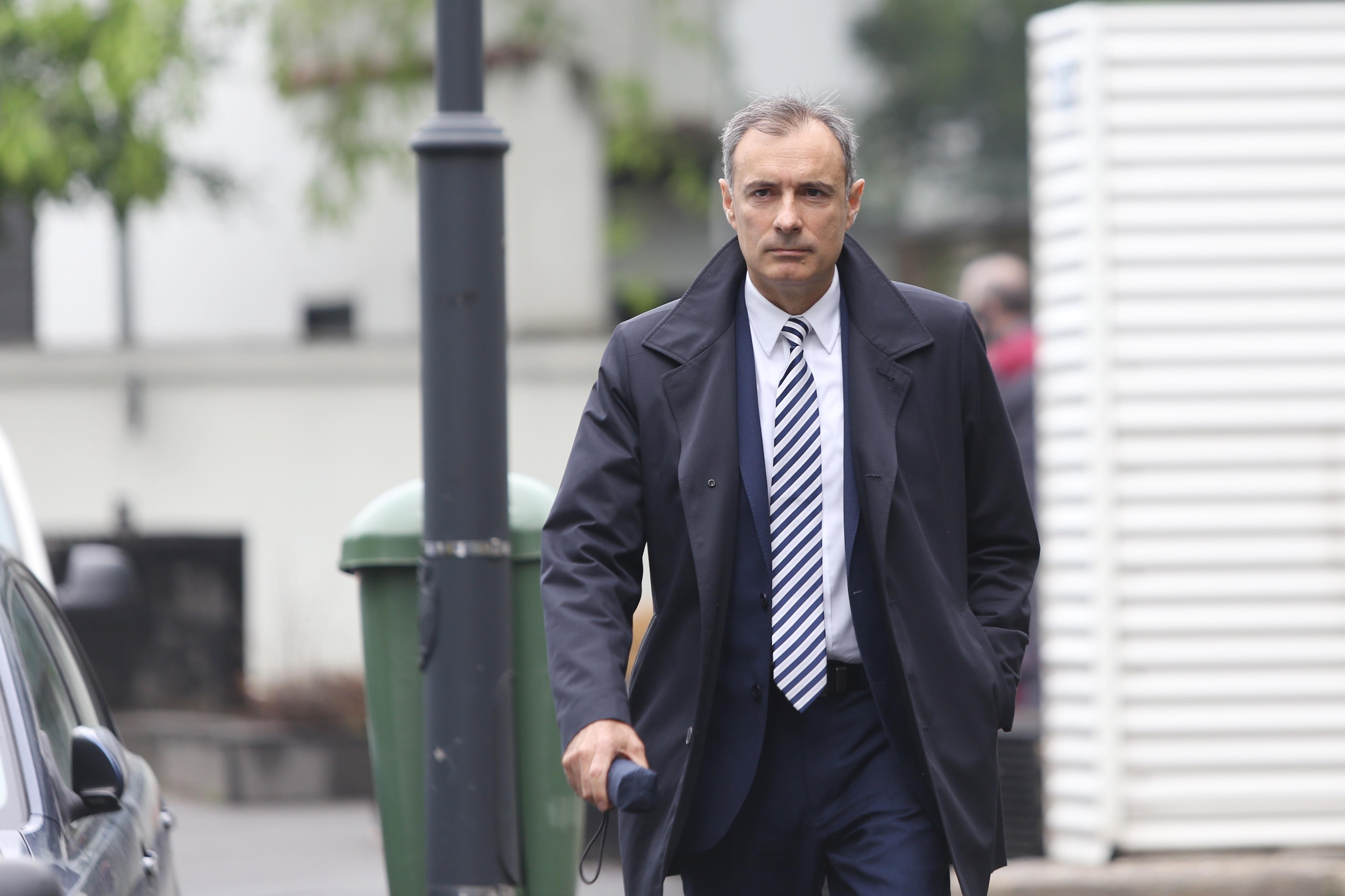Florian Coldea, fost prim adjunct al directorului SRI, audiat de procurori