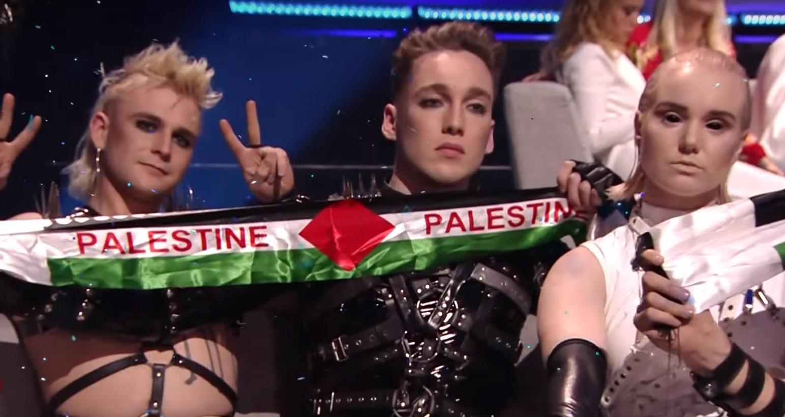 Islanda, mesaj controversat în finala Eurovision 2019. Gestul făcut la afișarea punctajului