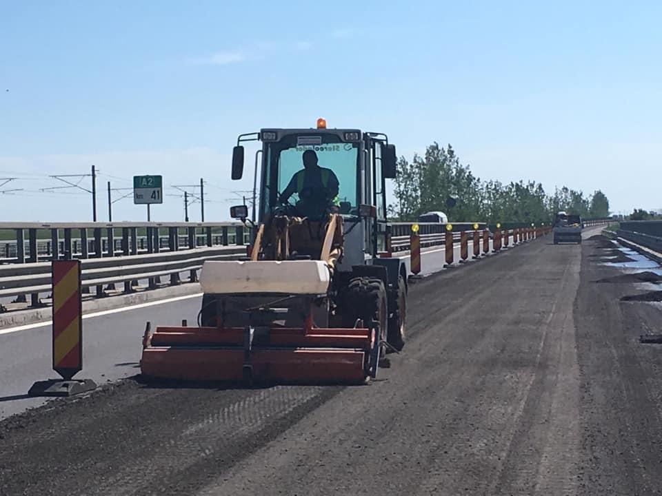 Începe reabilitarea Autostrăzii Soarelui, între București și Fundulea. Cât durează lucrările