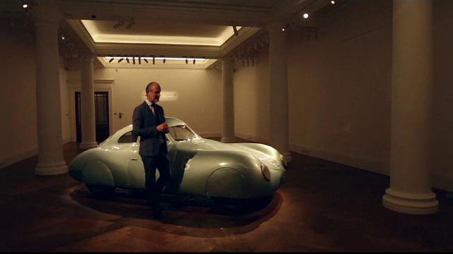 Cum arată primul autoturism Porsche. Mașina realizată în 1939 va fi scoasă la licitație