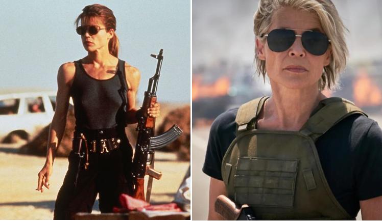 Linda Hamilton e din nou Sarah Conor după 28 de ani. Trailer pentru Terminator: Dark Fate