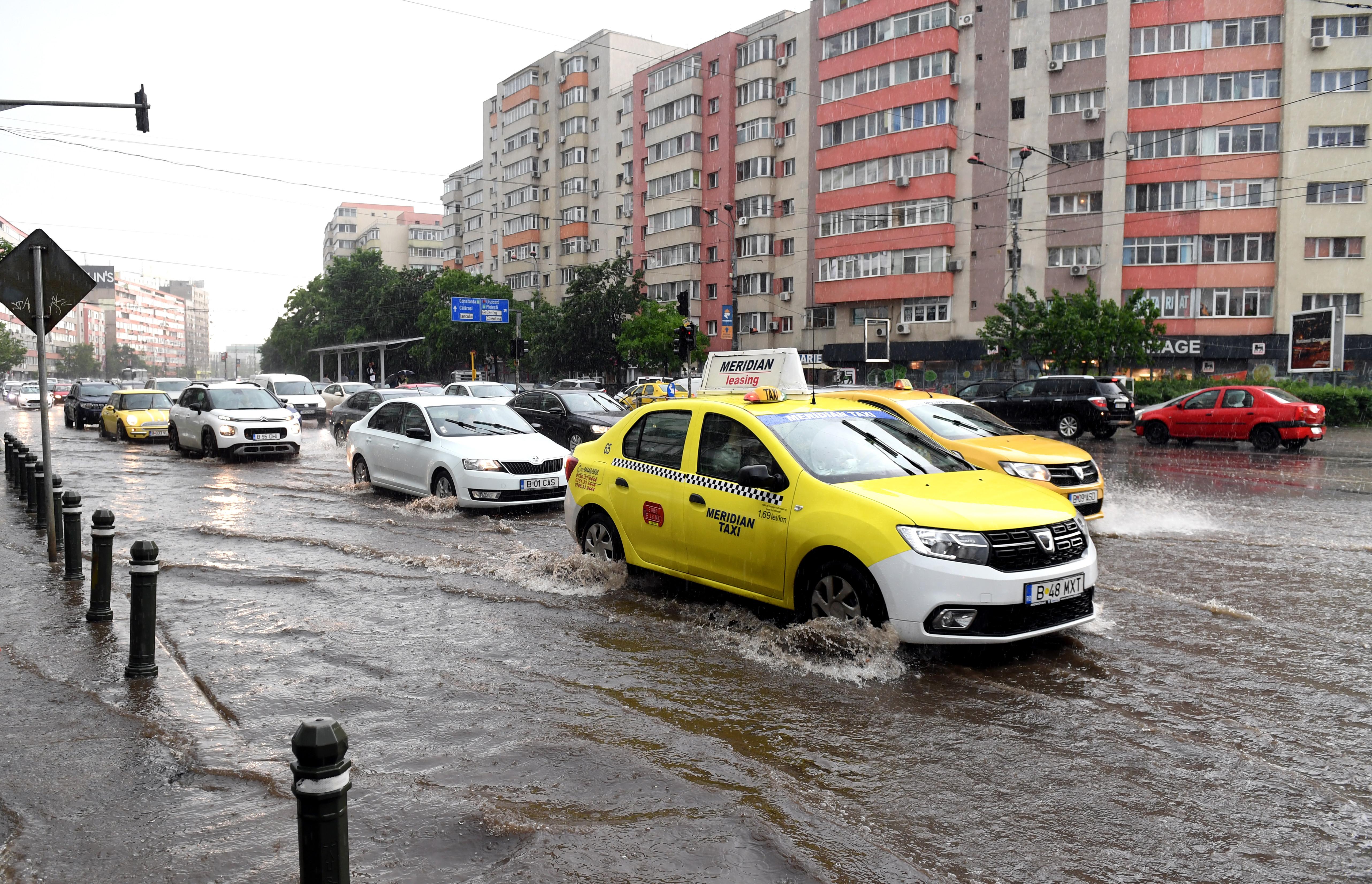 Vremea 27 mai 2019. Revin ploile, temperaturi ridicate în sud. Prognoza pe trei zile