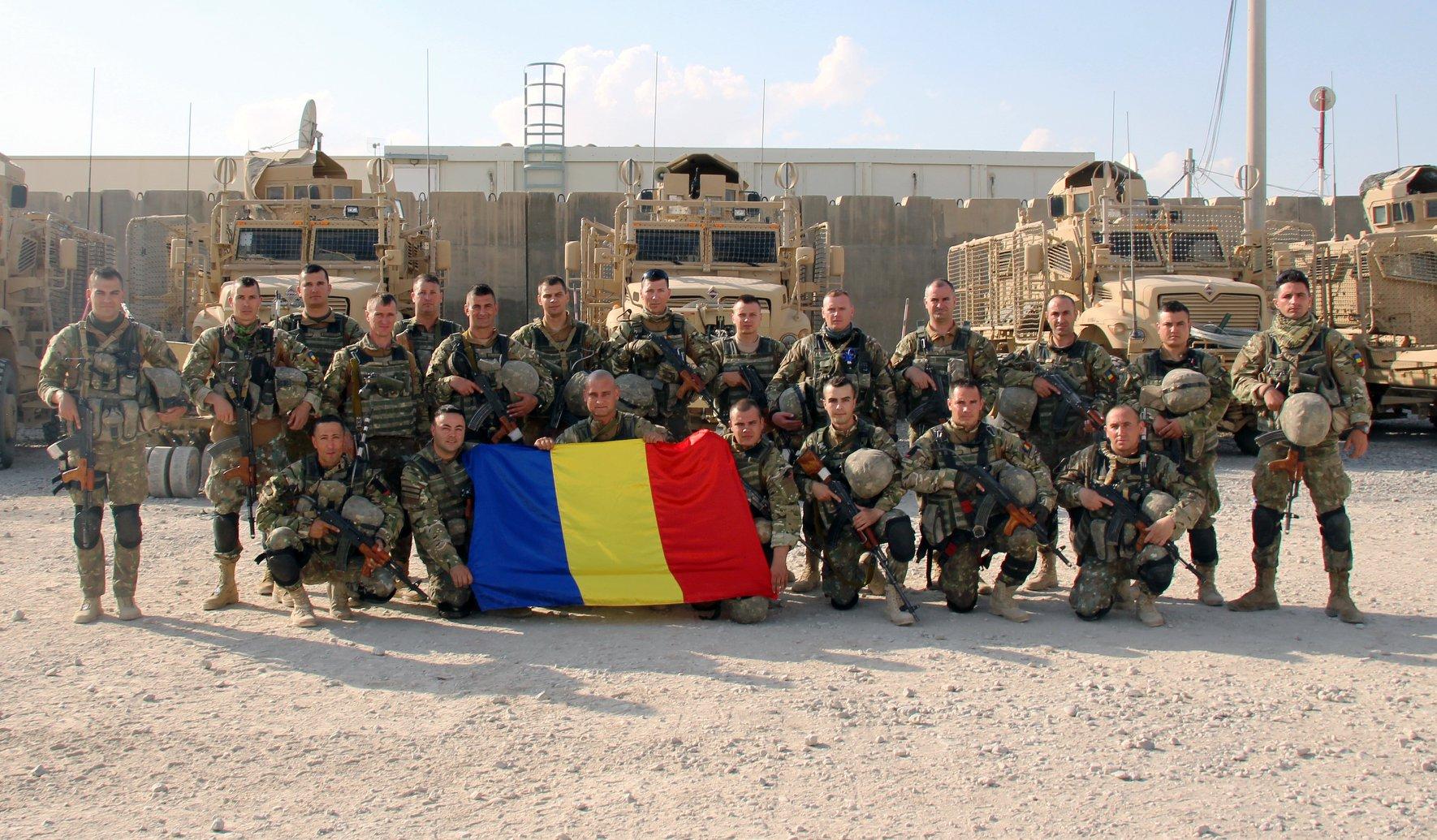 România își retrage soldații din Afganistan. 27 de militari români au murit acolo