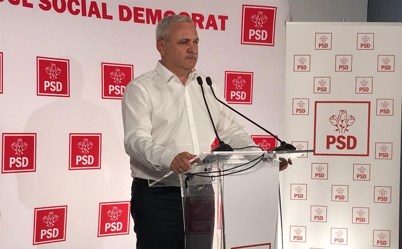 Alegeri europarlamentare 2019. Anunţul lui Dragnea despre candidatul PSD la preşedinţie