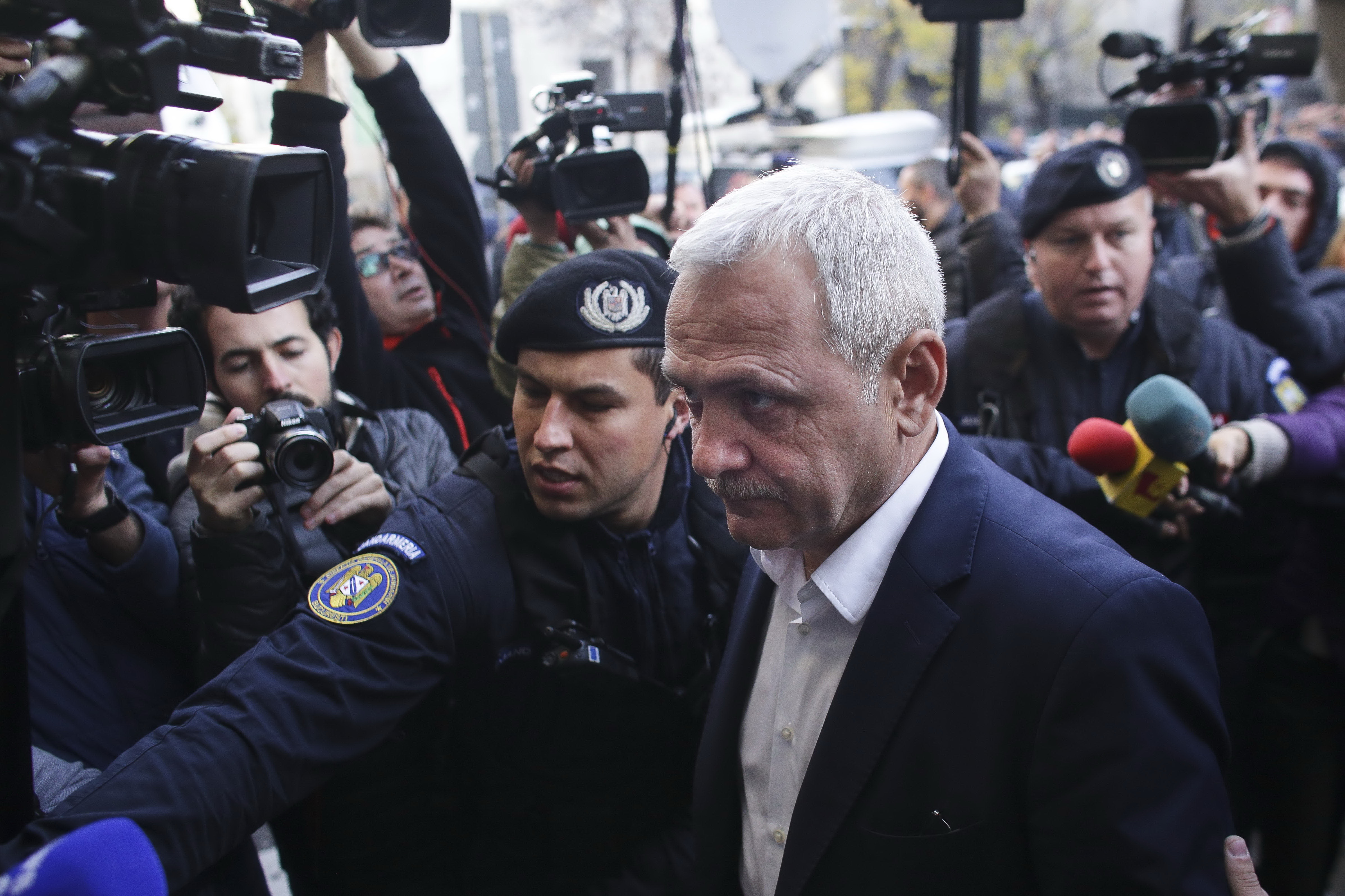 Decizie în cazul lui Liviu Dragnea. Fostul șef al PSD rămâne la Rahova, în regim închis