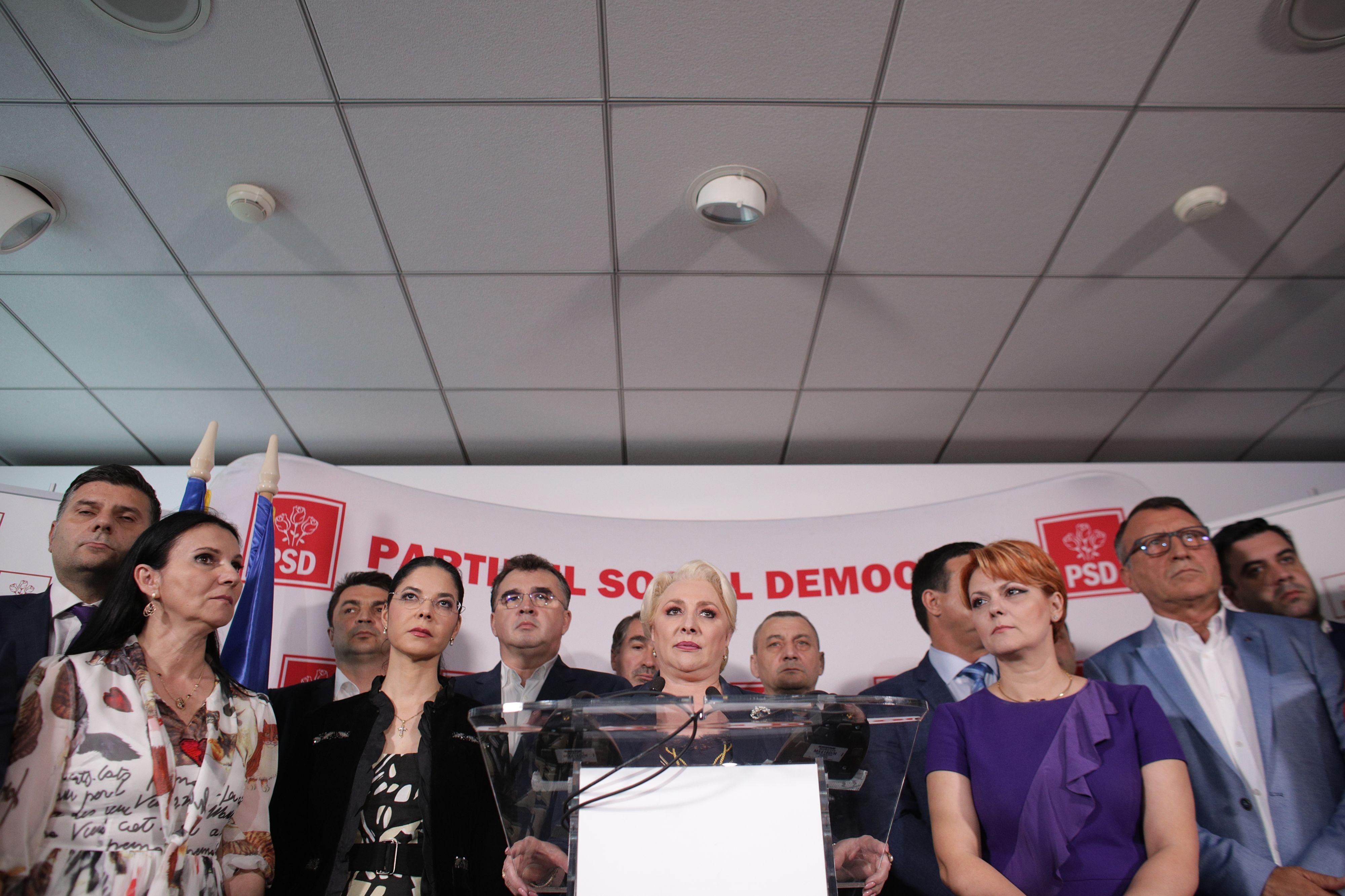 Liderul PSD Vaslui vrea alegeri anticipate: