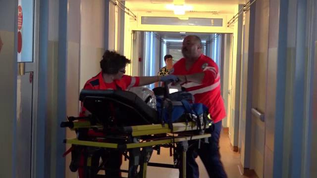 Trei copii, la un pas de o moarte groaznică după ce au incendiat cauciucuri