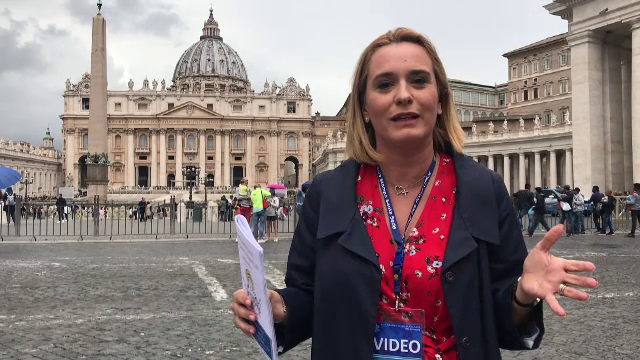 Andreea Esca, corespondenţă de la Vatican. De ce e considerat imprevizibil Papa Francisc