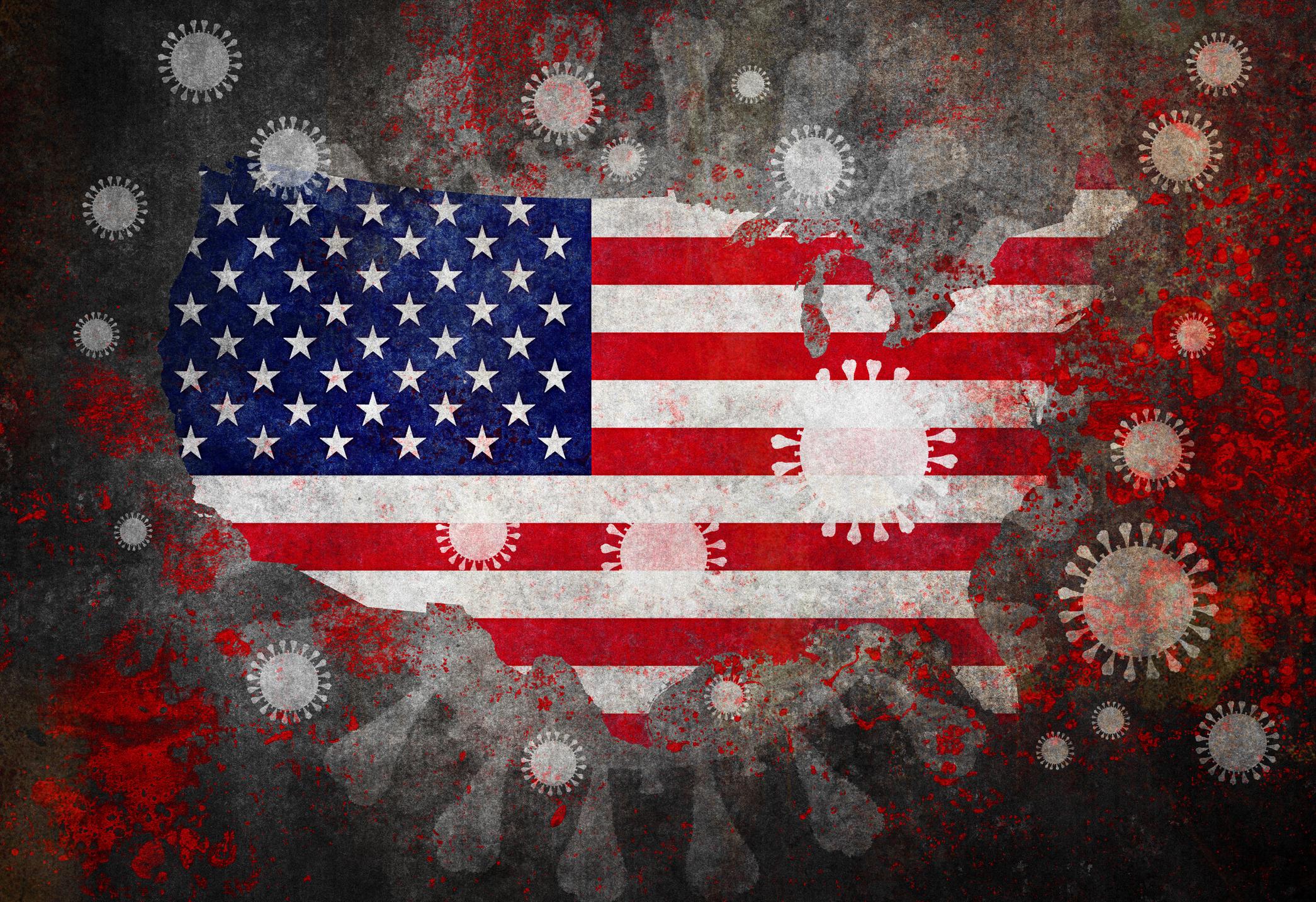 SUA se confruntă cu al treilea val de infecții cu noul coronavirus