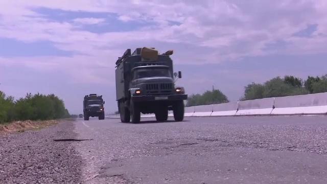 100.000 de oameni evacuați după ce un baraj s-a rupt în Uzbekistan