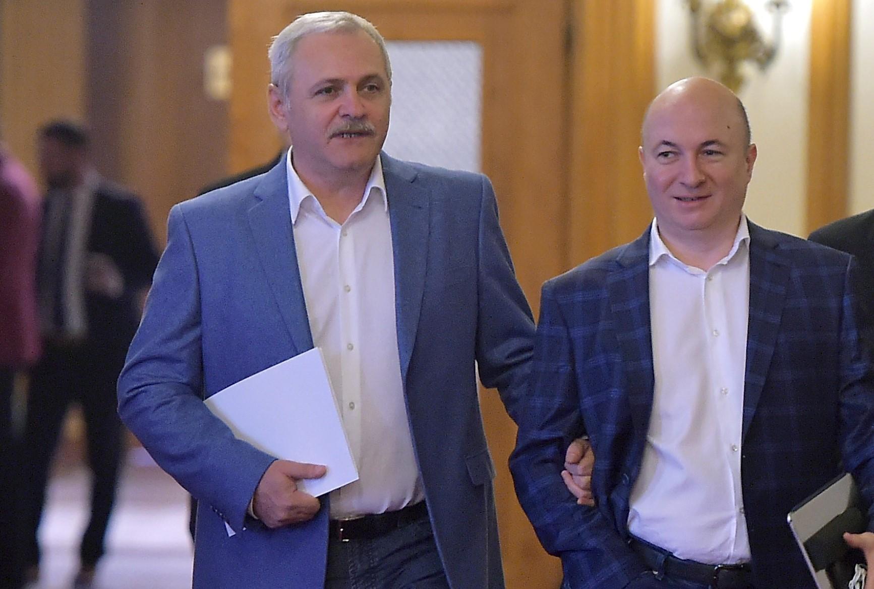 Codrin Ştefănescu, mesaj Facebook după decizia de eliberare a lui Liviu Dragnea: E liber!