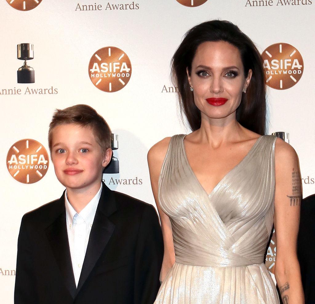 Angelina Jolie și Brad Pitt, cadou special pentru aniversarea de 14 ani a fiicei lor, Shiloh