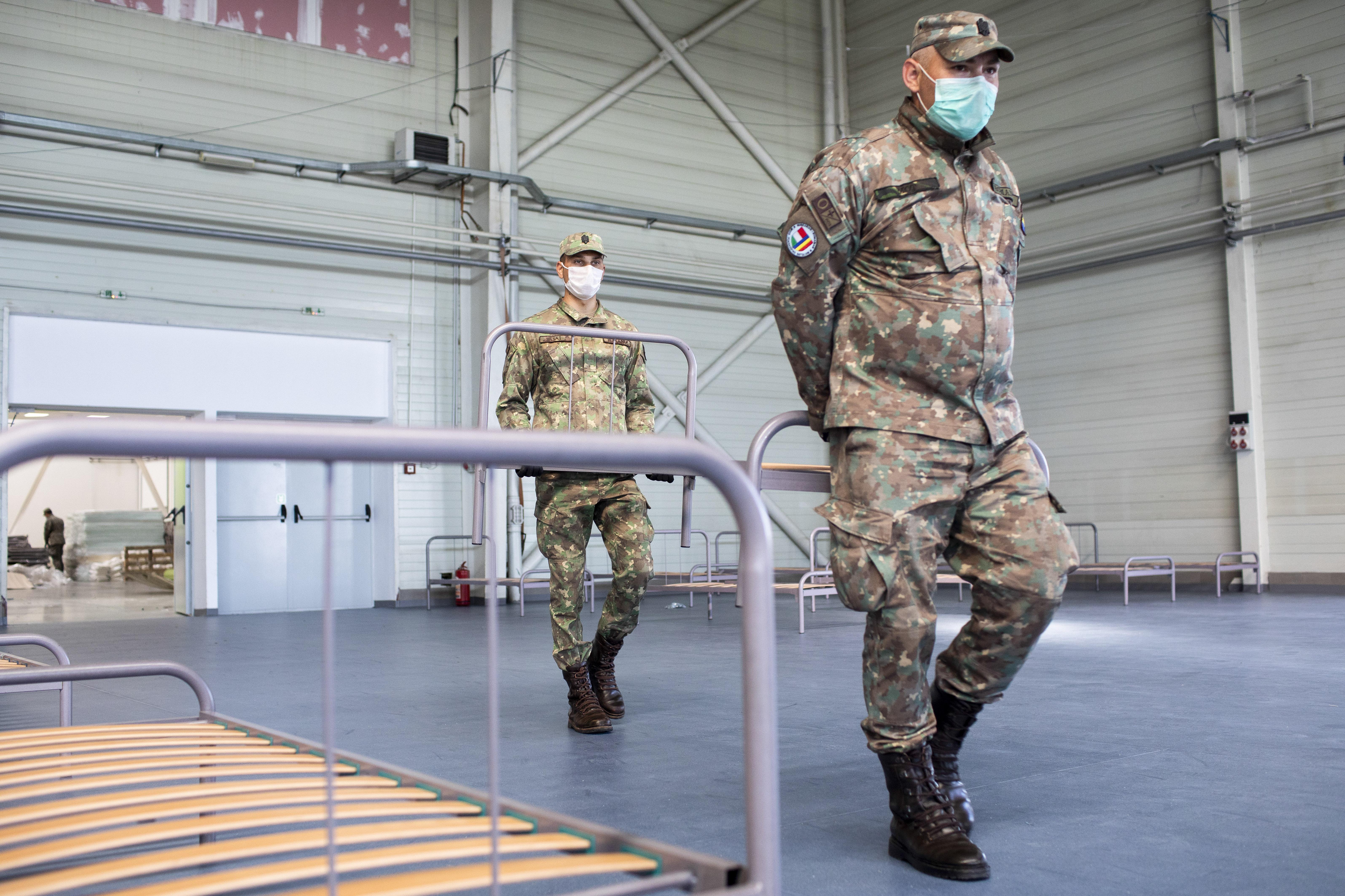 Militari americani au dat buzna într-o companie privată în Bulgaria. Preşedintele aşteaptă o anchetă