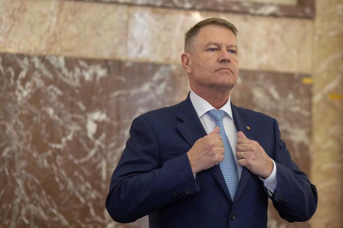 """Klaus Iohannis: """"Am decis să-l desemnez pe domnul Florin Cîțu pentru poziția de prim-ministru"""""""