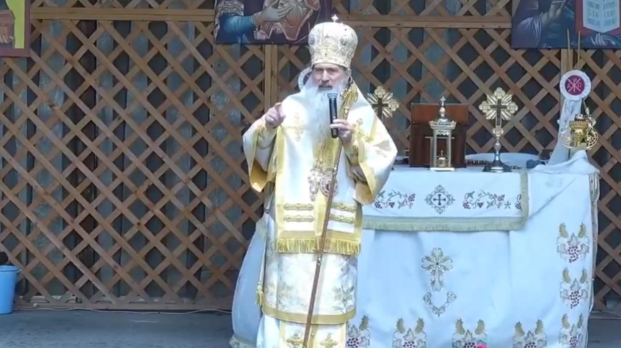 ÎPS Teodosie: E mare păcat să mergi la o biserică catolică