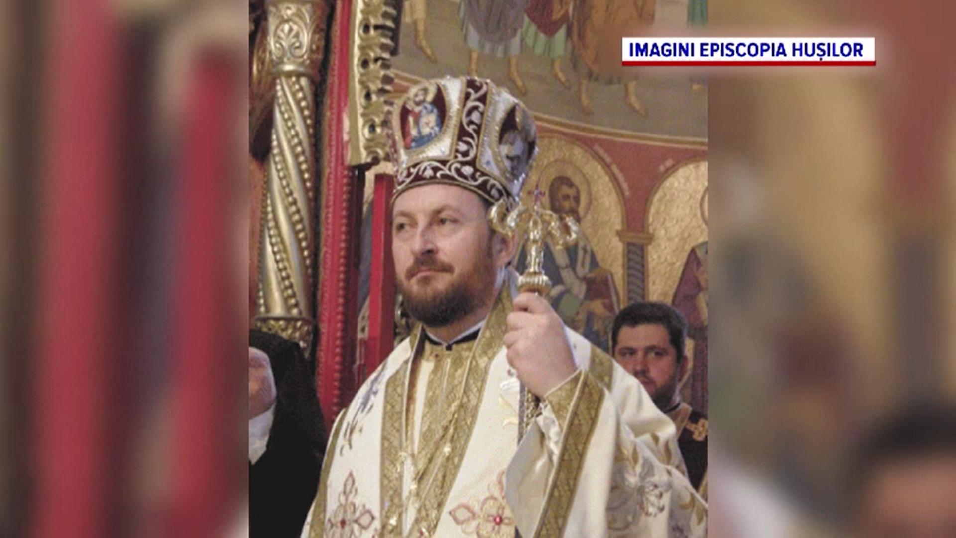Se reia ancheta în cazul fostului episcop de Huși Corneliu Onilă, acuzat de abuz sexual asupra unui elev de seminar