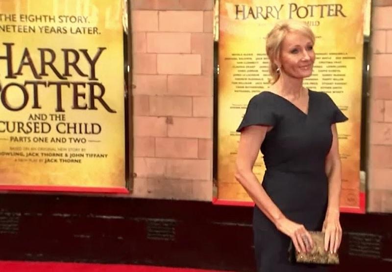 Surpriza pregătită de autoarea seriei Harry Potter, J.K. Rowling, pentru copiii afectați de pandemie