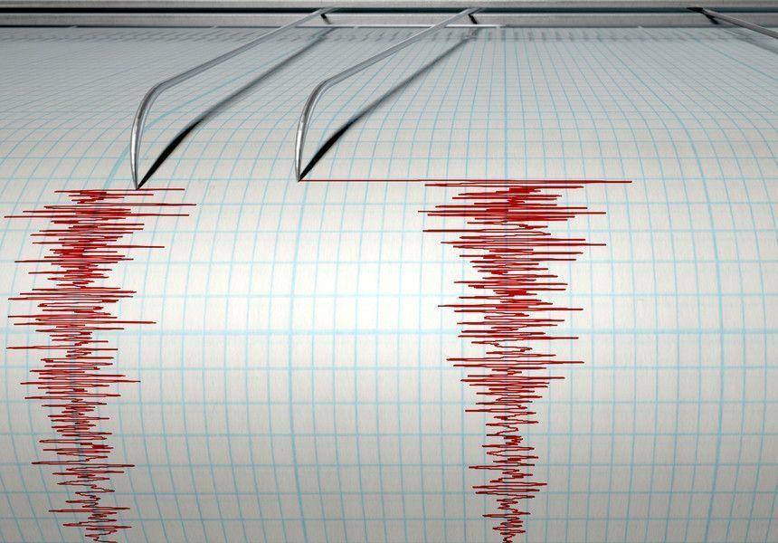 Un cutremur cu magnitudinea 4,4 s-a produs în Vrancea, la o adâncime de 80 de kilometri