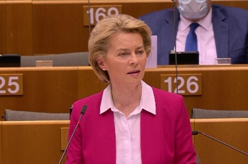"""Ursula von der Leyen, mesaj dur pentru Ungaria: """"Această nouă lege încalcă valorile noastre"""""""