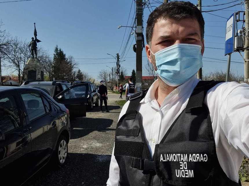 Şeful Gărzii de Mediu, întrebat dacă ar bea apă din râurile din România: Pot să beau o cană, dar mai mult înseamnă boală