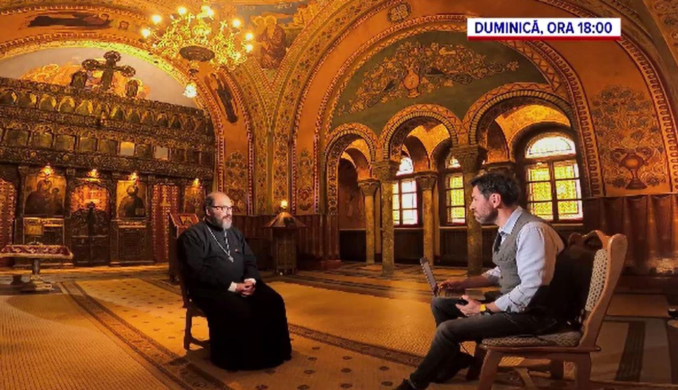 """Cum ne păstrăm credința și ce trebuie să facem pentru a fi mai buni? Răspunsurile, duminică la """"România, te iubesc!"""""""