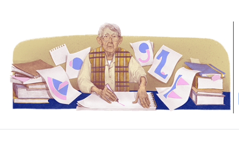 Cine a fost Geta Brătescu, românca celebrată de Google cu un Doodle special