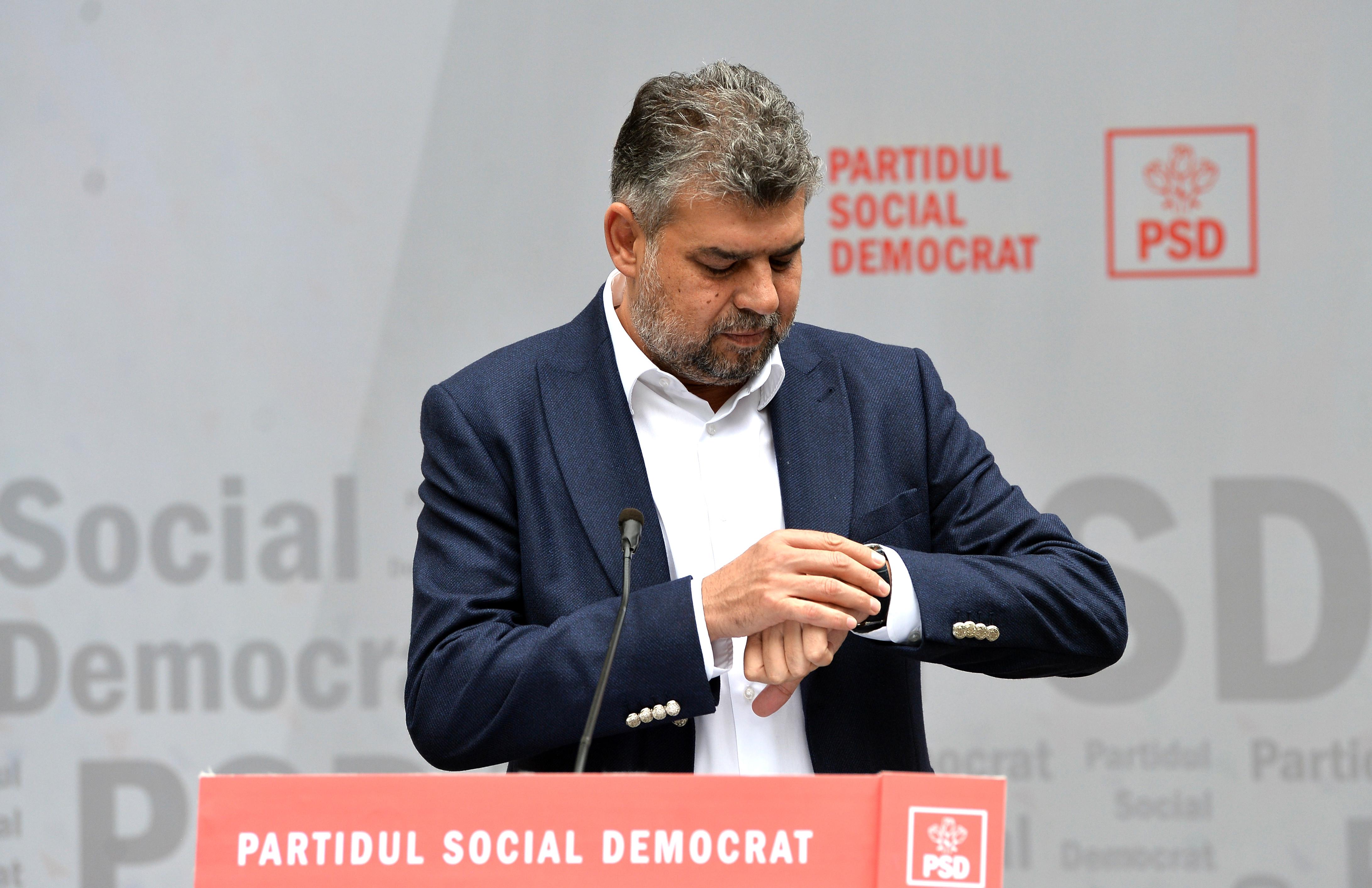 Ciolacu, despre Vîlceanu: Nu este chiar din produsele high class ale PSD şi veţi vedea în următoarele luni de prestație