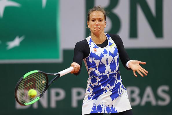 Jucătoarea cehă Barbora Strycova, fostă numărul 1 mondial, şi-a anunţat retragerea din tenis